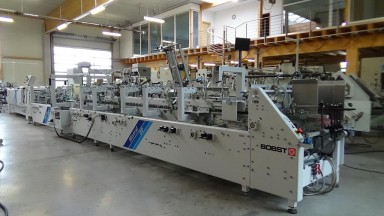 Bobst Mistral 80 - A2 used
