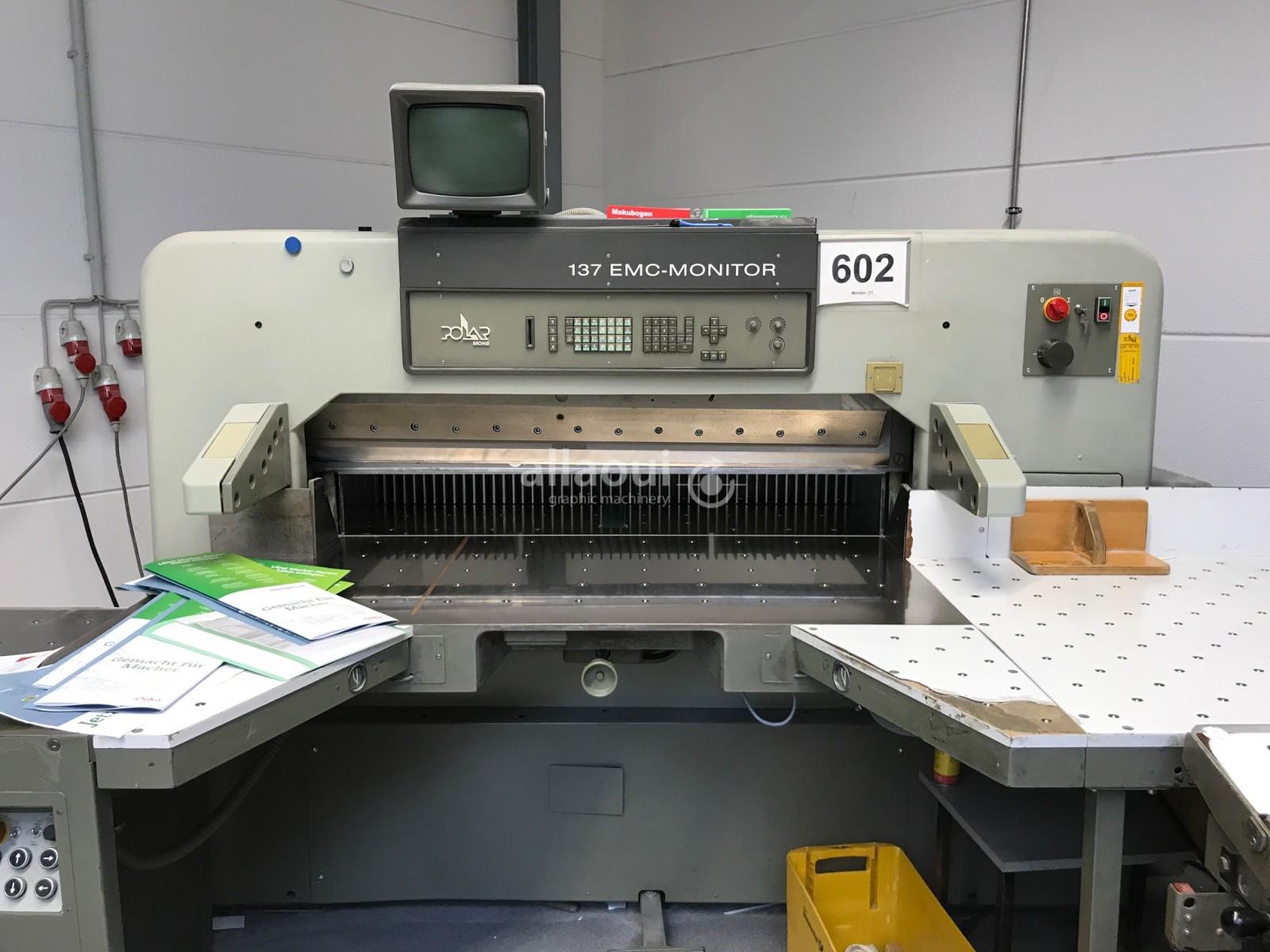 Polar 137 EMC-MON Picture 1