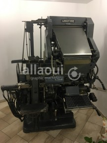 Linotype 53 used