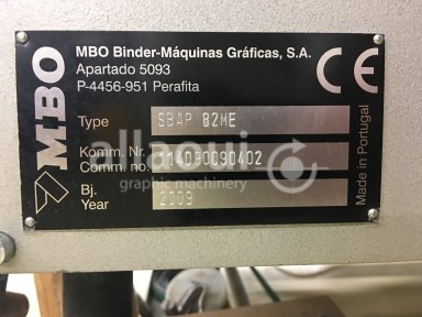 MBO SBAP 82 ME Picture 4