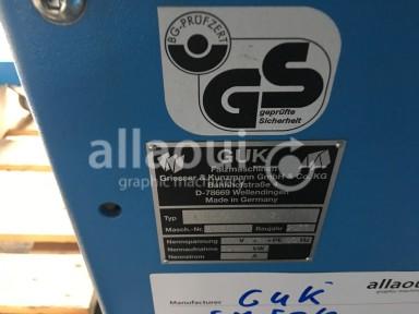 GUK SM 50/2 + FA 50/4 + S 520 Picture 9