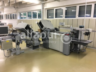 Heidelberg Stahlfolder TH 56-6-6  used