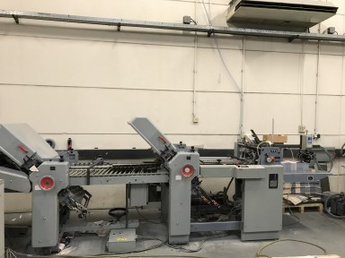 Stahl TI 52-4-4 + Press Delivery used