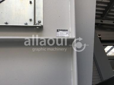 Krämer Lufttechnik Paper waste press / Papierabsauganlage Picture 15
