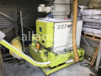 Krämer Lufttechnik Paper waste press / Papierabsauganlage Picture 3