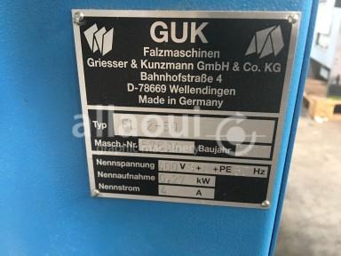 GUK SM 50/2 + FA 50/4 + S 520 Picture 7