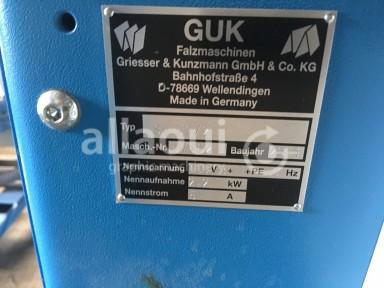 GUK SM 50/2 + FA 50/4 + S 520 Picture 8