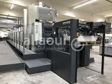 Manroland R 708 3B PLTTLV 4/4 HiPrint used