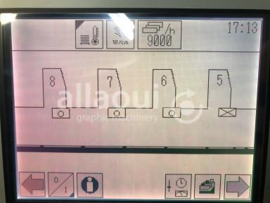 Manroland R 708 3B PLTTLV 4/4 HiPrint Picture 20