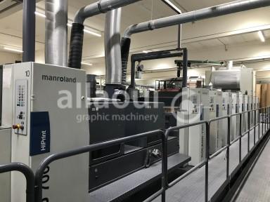 Manroland R 708 3B PLTTLV 4/4 HiPrint Picture 8
