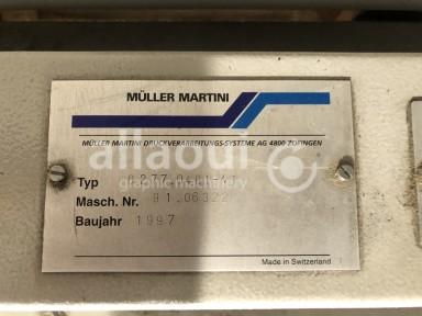 Müller Martini 0277.0401-41 Bundle clamp / Stapelzange Picture 2