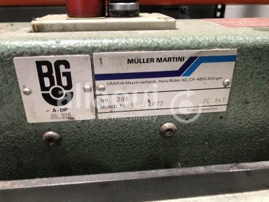 Müller Martini 2x 306 feeders with double base Picture 3