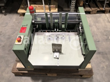 Müller Martini 306 feeder / Anleger used