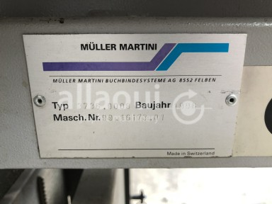 Müller Martini 3736 Streamfeeder Picture 4