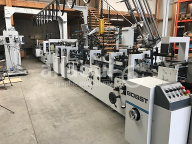 Bobst Domino 110 M II used