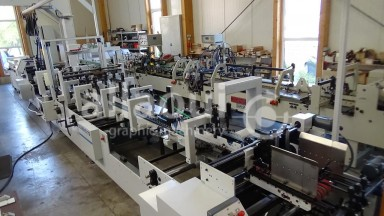 Bobst Domino 72 A2 used