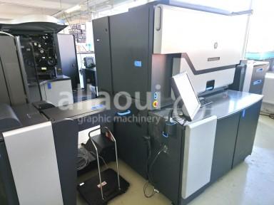 HP Indigo Digital Press 7600 Picture 2