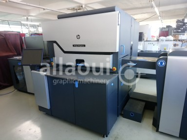 HP Indigo Digital Press 7600 used