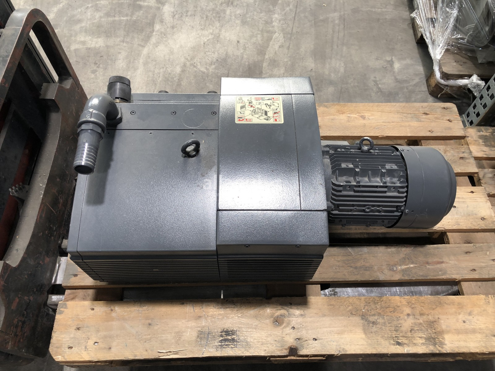 Becker KVT 3.140 Picture 1