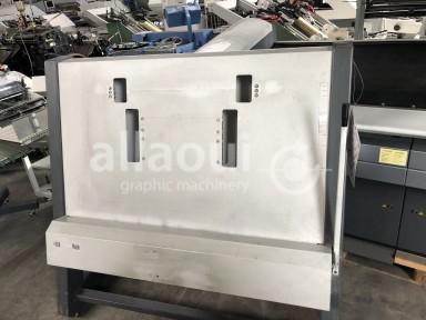 Heidelberg Plate bender / Plattenbiege used
