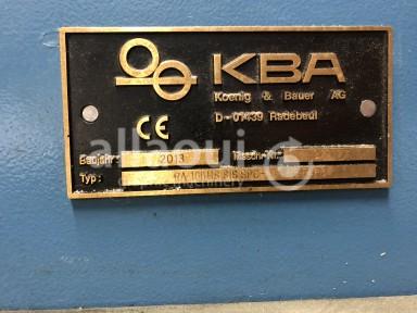 KBA RA 106-10 SW5 HS SIS SPC FAPC Picture 13