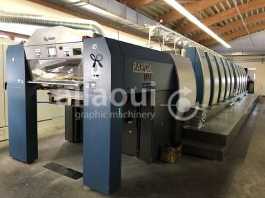 KBA RA 106-10 SW5 HS SIS SPC FAPC Picture 5