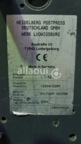 Heidelberg Stahlfolder Ti 52-4-X Picture 6
