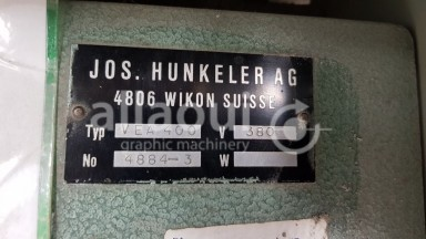 Hunkeler VEA 400 Picture 4