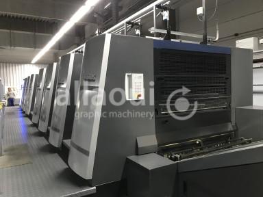 Heidelberg Speedmaster XL 105-8-P 18k Picture 18