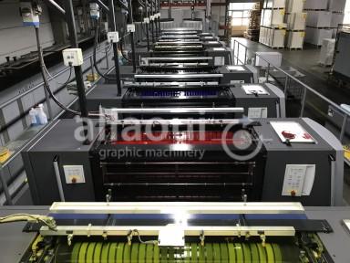 Heidelberg Speedmaster XL 105-8-P 18k Picture 10