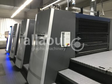 Heidelberg Speedmaster XL 105-8-P 18k Picture 15
