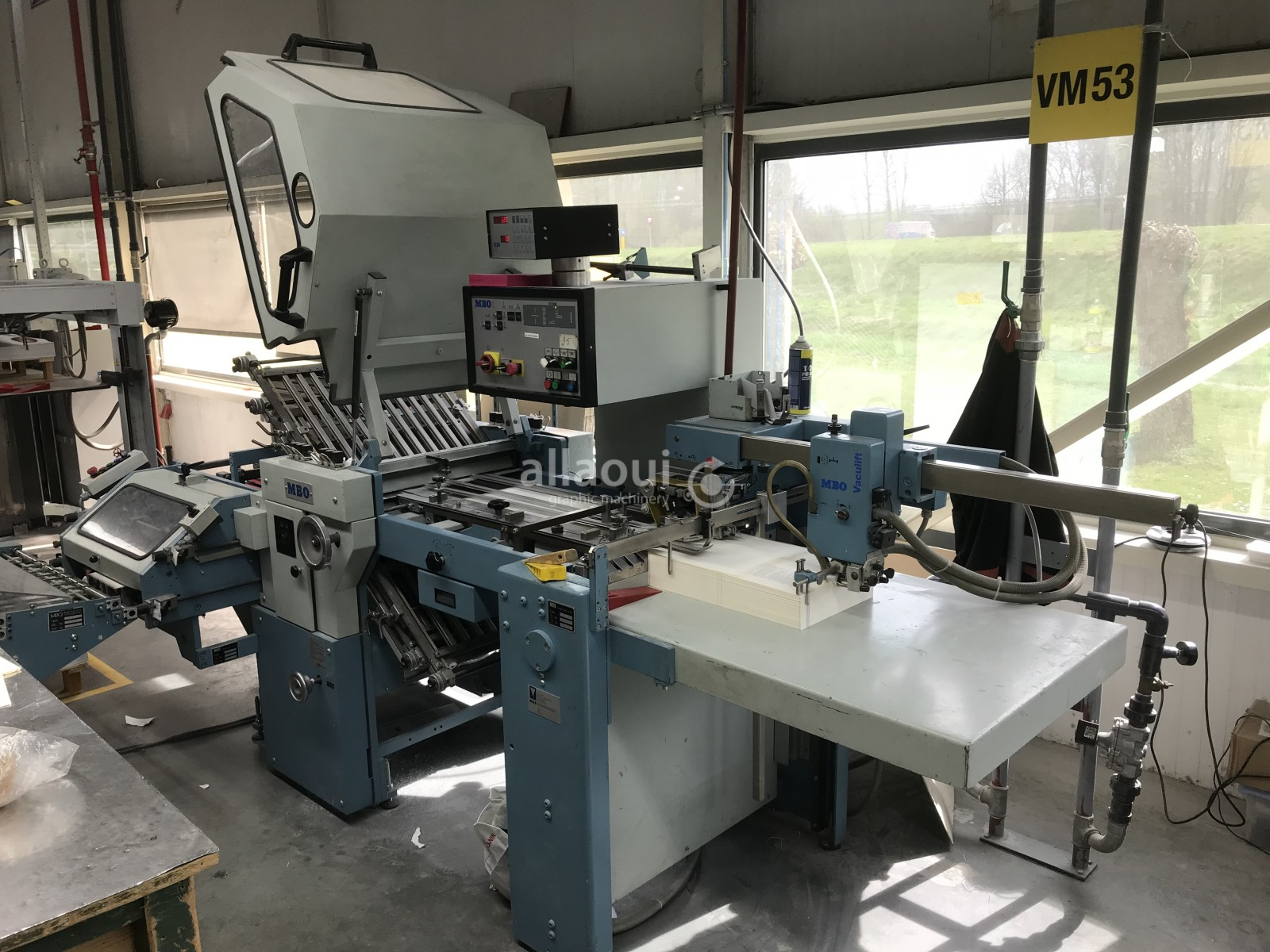 MBO K 55-4 KL + ASP 66 Picture 1