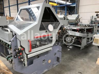 Stahl KD 66/6-KL-RD-T + SBP-M 66.D used