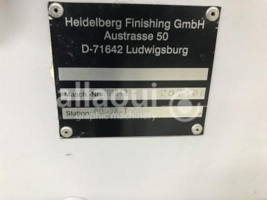 Heidelberg Stahlfolder TD 78 4-4-2 +  SBP 46 Picture 7