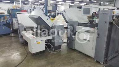 Heidelberg Stahlfolder TH 82 4-4-2  used