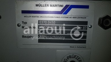 Müller Martini Bravo Plus Picture 18