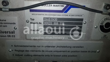 Müller Martini Bravo Plus Picture 23