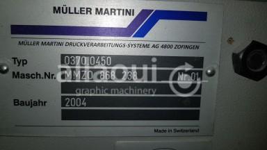Müller Martini Bravo Plus Picture 12