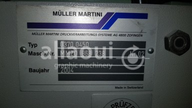 Müller Martini Bravo Plus Picture 16