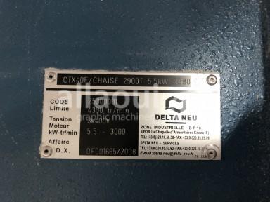 Delta Neu CTX40F/Chaise + AMSP 5  Picture 3