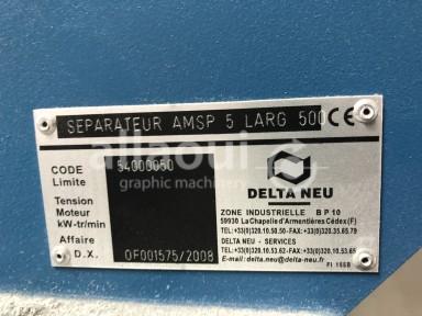 Delta Neu CTX40F/Chaise + AMSP 5  Picture 5