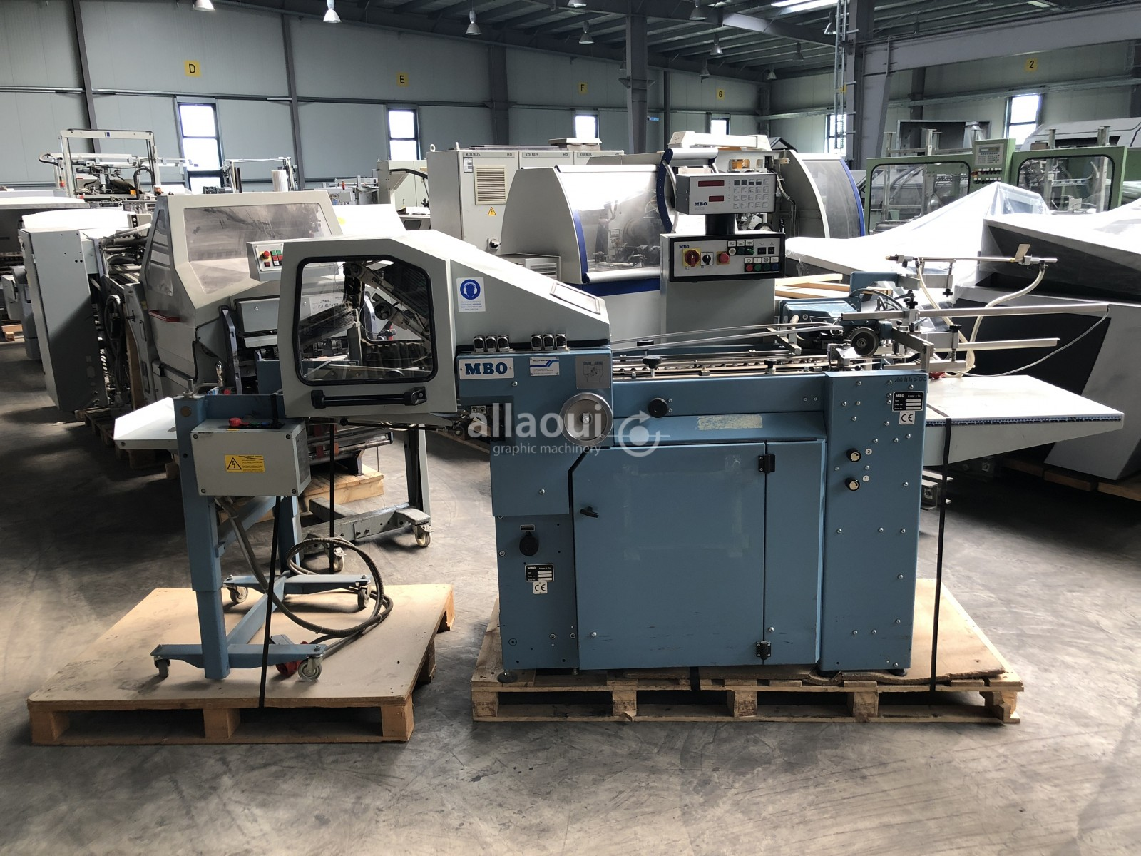 MBO T 500-4 + A56 Picture 1