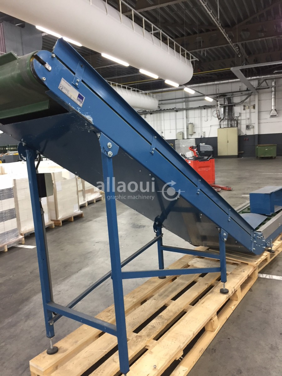 AMK Conveyors BT 135 Picture 1