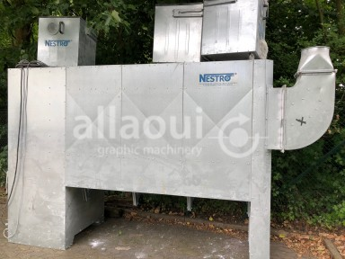 Nestro Dust collector / Entstauber 525525 used