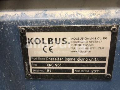 Kolbus KM 600.A Picture 26