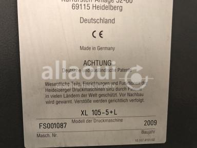 Heidelberg XL 105-5+LX Picture 14
