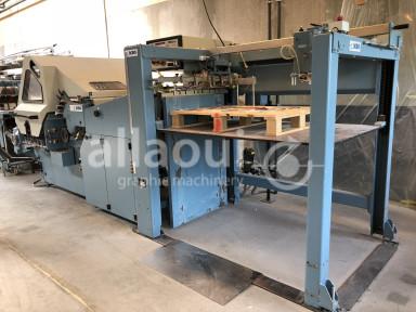 MBO K 820 KZ/4 + SBAP 46 used
