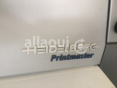 Heidelberg Printmaster QM 46-2 with 1 Mio Impressions only! Picture 9