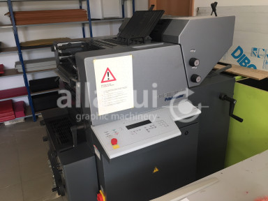 Heidelberg Printmaster QM 46-2 with 1 Mio Impressions only! used