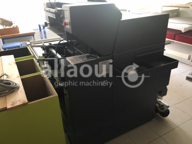 Heidelberg Printmaster QM 46-2 with 1 Mio Impressions only! Picture 5